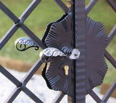 Decorative Gate Latch - InditalUSA
