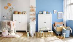 Más de 60 ideas para renovar tu casa con poco dinero Room Decor Bedroom, Kids Bedroom, Ikea Hack Kids, Ikea Hacks, Relaxation Room, Kid Beds, Girl Room, Home Furniture, Living Spaces