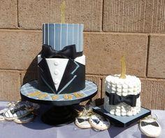 Mr. One-derful - Cake by Olga