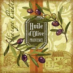 Olive Provence by Jennifer Brinley   Ruth Levison Design