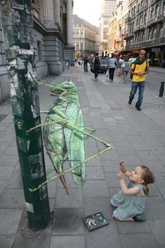 WeTheUrban — SPOTLIGHT: Amazing 3D Street Art by Julian Beever ...