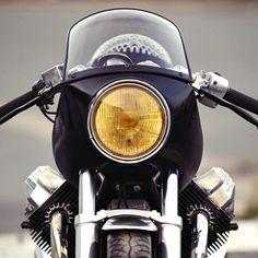 combustible-contraptions:  Moto Guzzi Cafe | Le Mans