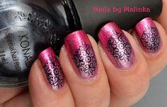 Nails by Malinka: maart 2012