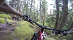 This Stabilized Footage of a Mountain Bike Ride Is So Dang Buttery Smooth