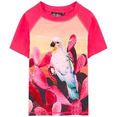 UV protection beach T-shirt - 168374
