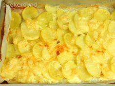 Patate alla savoiarda: Ricetta Tipica Piemonte | Cookaround
