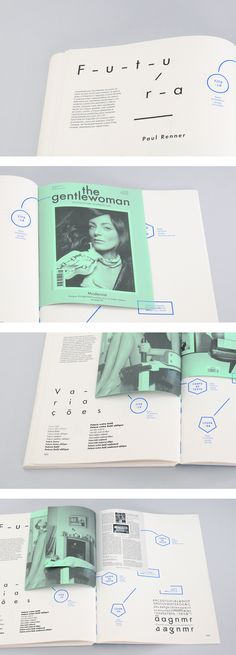 Layout design / Retro Vintage Magazine on Editorial Design Served Book Design Layout, Print Layout, Graphic Design Layouts, Brochure Design, Graphic Design Inspiration, Design Ideas, Fashion Inspiration, Spiritual Inspiration, Inspiration Quotes