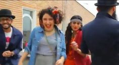Six Iranians Do Something So 'Vulgar' They're Arrested. The Crime? Dancing in a Video to the Hit Song 'Happy'