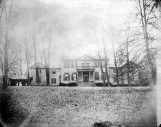 RAVENSWORTH PLANTATION --  Annandale, Fairfax County, Virginia.