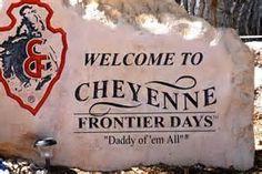 Cheyenne Frontier Days - Cheyenne WY