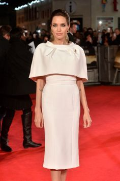 Angelina Jolie Is the Picture of Elegance at the Unbroken Premiere