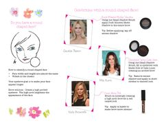 Brows 101 - Do you have a round shaped face?
