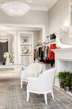 Boutique Design: Joie Fillmore Street in San Francisco