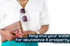 Have you ever wondered if it's possible to feng shui your wallet? Here are some quick and easy tips to help you feng shui your wallet and purse. Feng Shui Purse, Feng Shui Wallet Colour, Feng Shui Your Wallet, Feng Shui And Money, Feng Shui Tips, Feng Shui Wealth Vase, Feng Shui Your Bedroom, Feng Shui History, Money Prayer