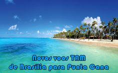 Tam terá novos voos semanais entre Brasília e Punta Cana #tam #latam #notícias