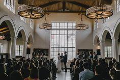 Eagle Rock Center For the Arts Wedding