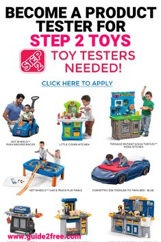 Please fill out the form below to be considered for the current round of toy testing opportunities. The application deadline is July Selected applicants will be notified via email on July Open to residents of the 48 contiguous US state