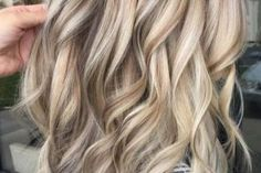 Hair Trend: Sandy Blond
