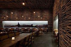 Restaurant Bar Design Ideas   ... restaurant Scarlett Cafe & Restaurant Design Offers Boozy, Florid