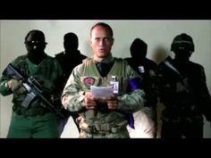 Asi fue el ataque de helicopteros en Venezuela