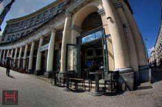 Heritage Shop&Wine Plac Zbawiciela Warszawa