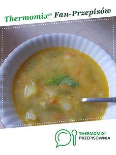 Wariant Zupa jarzynowa jak u mamy jest to przepis stworzony przez użytkownika Karolina Mucha. Ten przepis na Thermomix<sup>®</sup> znajdziesz w kategorii Zupy na www.przepisownia.pl, społeczności Thermomix<sup>®</sup>.