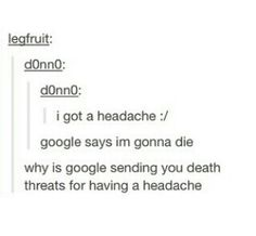 #hypochondriac