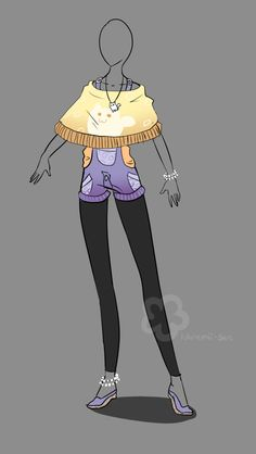 Kitty-Outfit Adopt - sold by Nahemii-san.deviantart.com on @deviantART