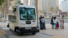 Driverless buses in Dubai: road traffic automation plans of the emirate