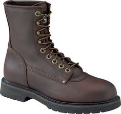 Men's Carolina Grizz Hi Steel Toe - Briar