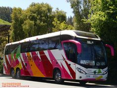 https://flic.kr/p/21d46Cd | ← Buses Linatal ©→ | Mascarello Roma 370 - Volvo - Numero Nº199 - Ruta Concepcion Talca - imagen Sergio Arteaga 2017 - Concepcion   (TATOBUSES)