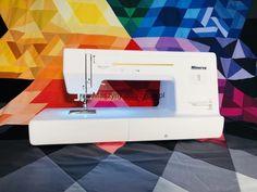 Jedyna na rynku domowa MASZYNA DO SZYCIA z najdłuższym ramieniem (30,5 cm). Led, Sewing, Dressmaking, Sew, Stitching, Full Sew In, Costura