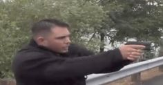 [Video] Retired Marine Uses Concealed Handgun to Stop Suspected Kidnapping of His Young Daughter