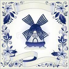 Delftware.  I LOVE this stuff.  :)