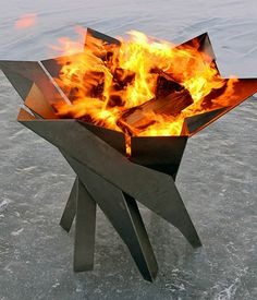 Feuerschale und Feuerkorb - [LIVING AT HOME]