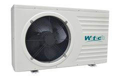 Do you want to swim in your warm pool in the cold winter? Here Wotech heat pump could help you have a warm swimming in your sunshine morning. For more pool #heatpump models, welcome to visit http://www.ecowotech.com/site/blog