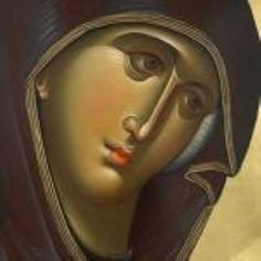 Mother of God - The Theotokos Religious Images, Religious Icons, Religious Art, Byzantine Icons, Byzantine Art, Madonna, Russian Icons, Best Icons, Art Thou