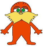The Lorax activities: an easy paper craft and other printable resources for preschool to early elementary, appropriate for environmental education and Earth Day. Abc Activities, Art Therapy Activities, Preschool Themes, Preschool Lessons, Preschool Activities, Therapy Ideas, Best Toddler Books, The Lorax, School Counseling