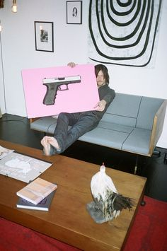 Meet Norman Reedus-- 5 minutes with Frannie