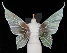 Pebbles Fairy Wings by glittrrgrrl.deviantart.com on @DeviantArt