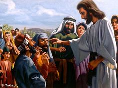 Healing the possessed man in Capernaum (Mark 1:23-28. Luke 4:33-37)    Mark 1: 23 Just then there was in their synagogue a man with an uncl...