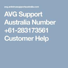 AVG Support Australia Number +61-283173561 Customer Help