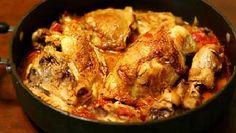 Gasperetti's Chicken Cacciatore | KCTS 9 - Public Television