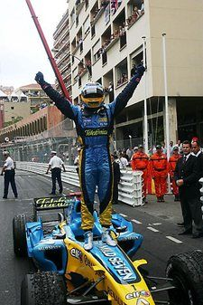 Fernando Alonso 2006 Monaco Grand Prix, F1 Drivers, Alonso, F 1, Monte Carlo, Monster Trucks, Sports