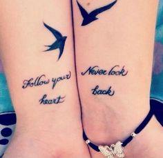 Friendship tattoo ideas