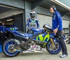 Jorge Lorenzo, Movistar Yamaha MotoGP, Phillip Island Test