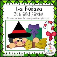 La Befana Cut and Pa