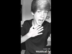 Some of blake grays. Musical.ly