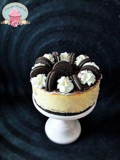 CupcakesFairyCake: Oréo Cheesecake !