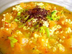 Zupa z dyni z kaszą jaglaną - złoty środek na odchudzanie